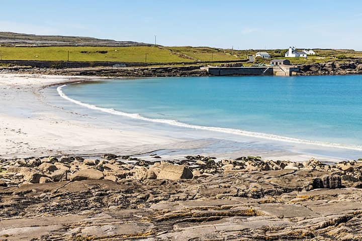 Holiday home self-catering Inishmore, Aran Islands