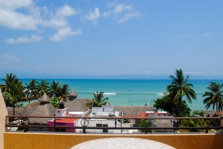 Punta Mita Ocean-View Apartment - Punta de Mita - Apartment