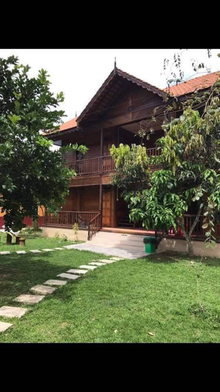 Chalets Janda Baik (Superior Double Bed Room)