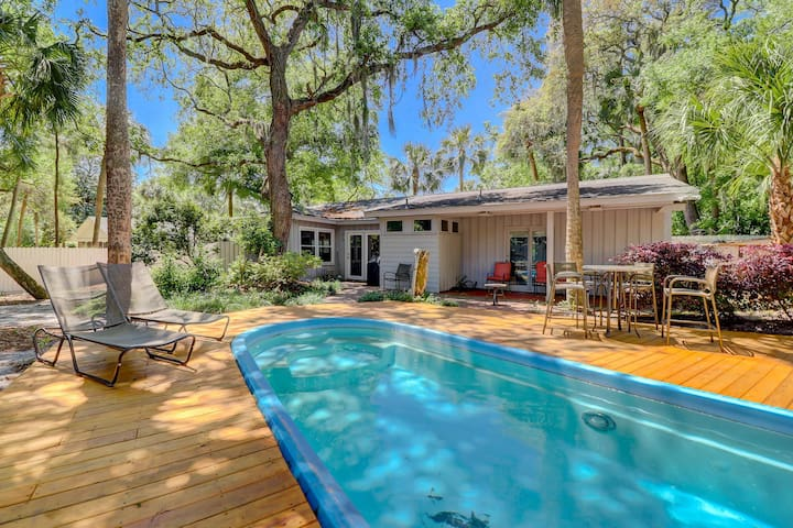 4 Hickory Lane 3 BR Pool Forest Beach