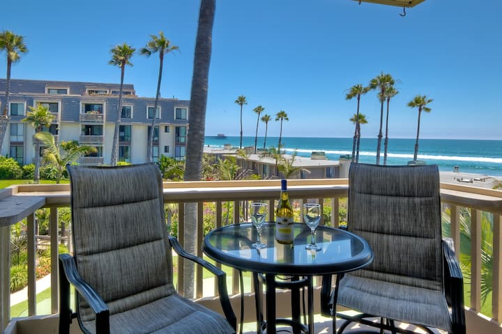 FABULOUS White Water Ocean & Pier View Condo!