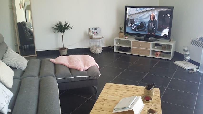 appartement moderne et lumineux - Villefranche-sur-Saône - Appartement en résidence
