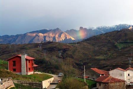 """Casa rural """"entre el mar y el monte"""""""