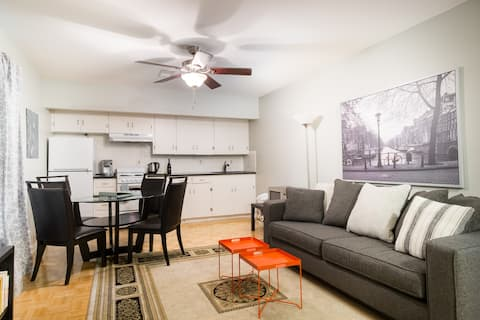 Private Updated Apartment in Candler Park