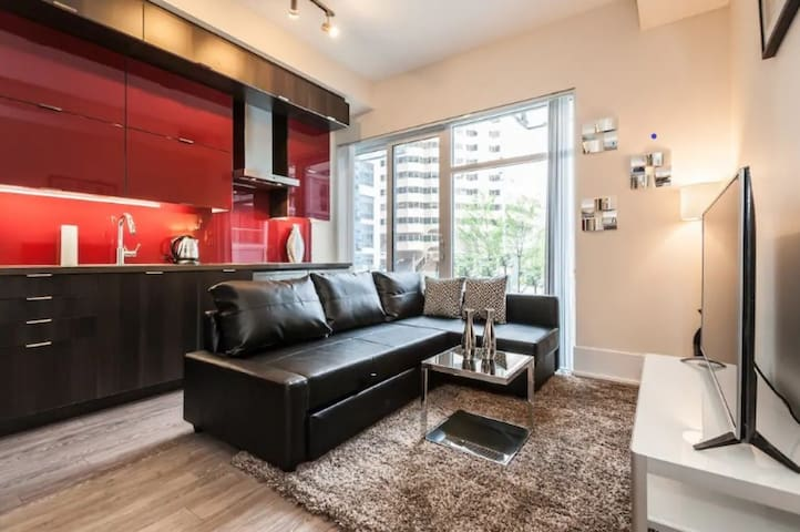 LOFt in Central Downtown - L2