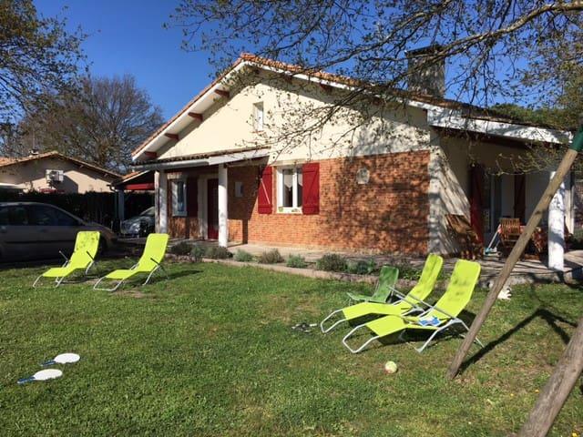 Maison Familiale Bassin D'Arcachon - La Teste-de-Buch - House