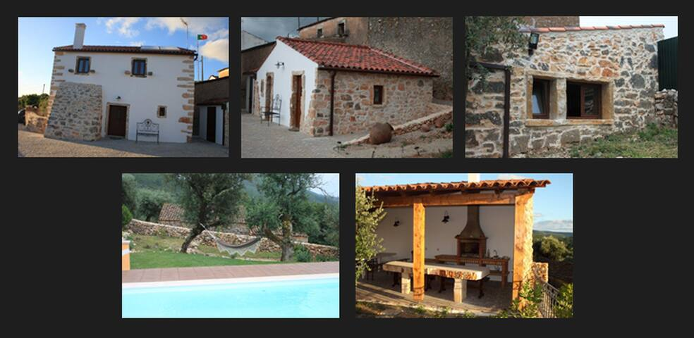 Quinta turismo rural, 3 casas.