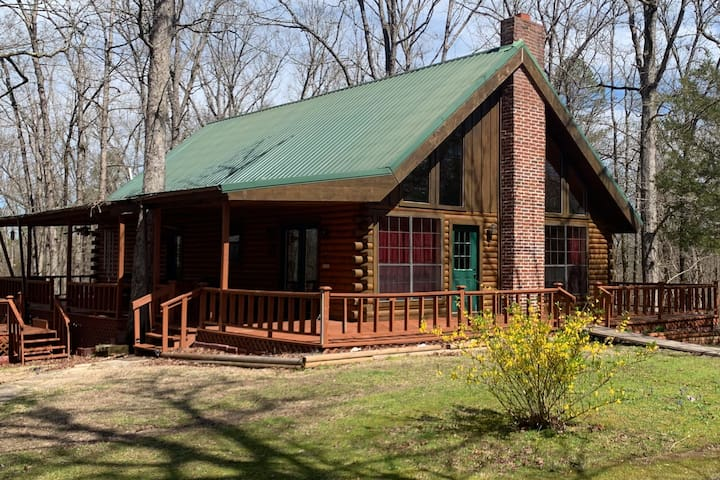 Shady Creek Cabin
