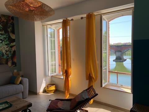 Appt suite Lagon 4 * Moulin d 'Albias 10' Montauban