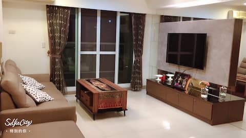 A do house/整層空間/家庭式/客廳/兩房/MRT雙捷運/近生態園區站/高鐵左營站