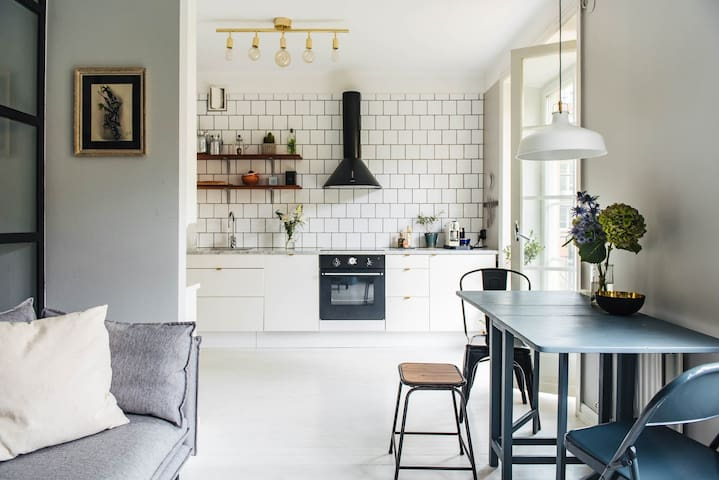 Featured Designer SOFO Apt - Stockholm - Apartemen