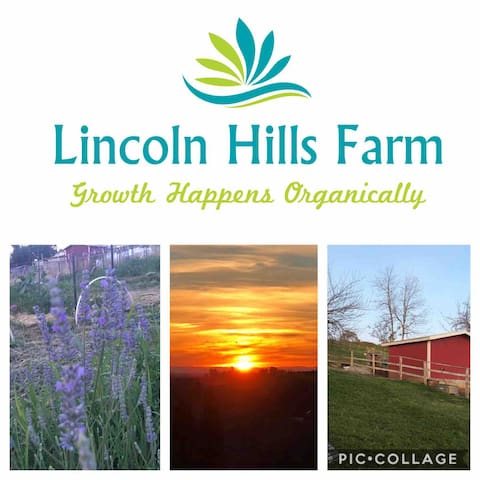"Farm Stay At Lincoln Hills Farm ""Sequoia"""