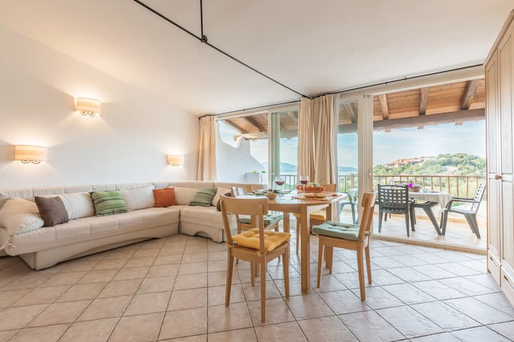Bilocale Superior Vista Mare - Capo Ceraso Resort