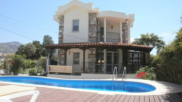 Detached Villa in Dalyan With Private Pool