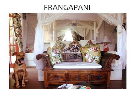 Frangipani - English Harbour - Falmouth