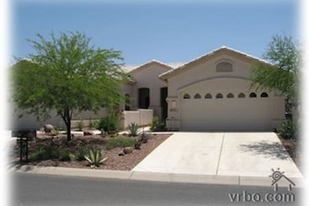 Villa with views of the Santa Catalina Mountains - Tucson