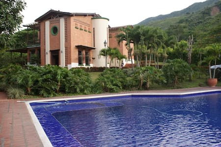 Finca rural con encanto - San Jerónimo - Villa