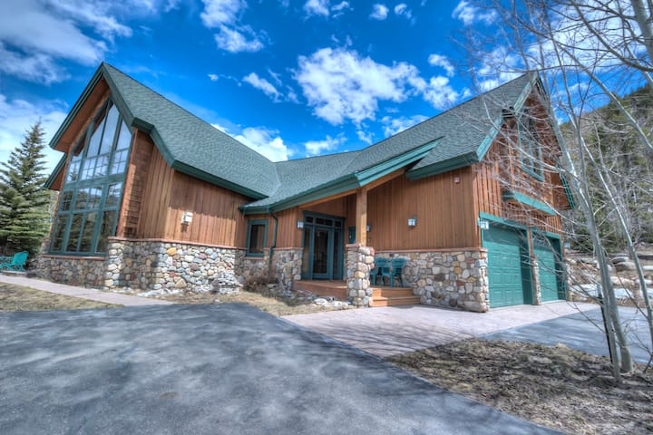 Large Home that Sleeps 20! Minutes to skiing - Keystone - House