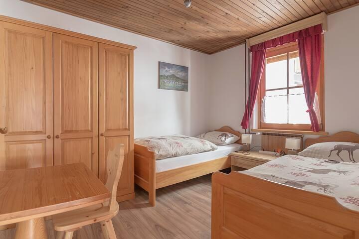 AP1-3 bedroom apartment in Villa Flora 3-8 people - Gozd Martuljek - Huoneisto