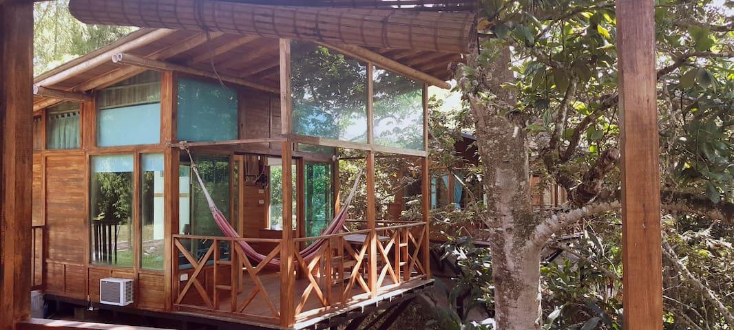 Cabaña hermosa cerca a Quimbaya