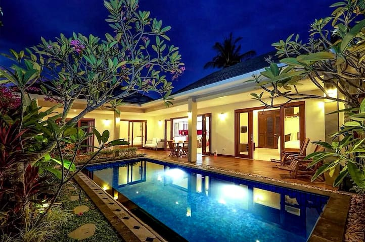 Luxury Private 2 BDR Villa with Pool