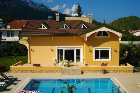Villa Le Blanc - Kemer