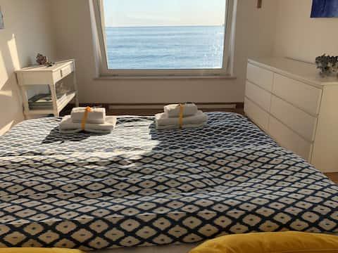 最佳海景- Casa sul mare