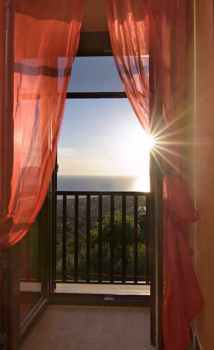 balconcino belvedere