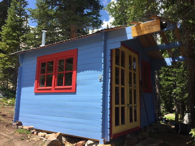 Cabin with views vail aspen hiking haven cottages for Cabins for rent near vail colorado