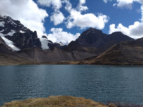 Hostal Sol de Ausangate  + Treks  en Tinke - Cusco