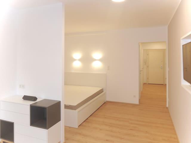 Brand-New Apartment