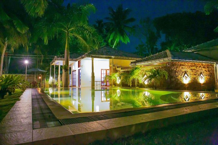 Pavana Hotel Negombo - Negombo - Cabin
