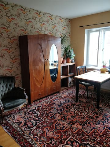 Small but cozy and functional flat