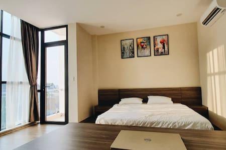Sun Wheel/Asia park, high-rise apartment, 2 BRs.