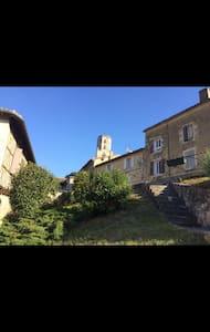 Maison de village T4 au coeur du GERS - Mauvezin - Ev