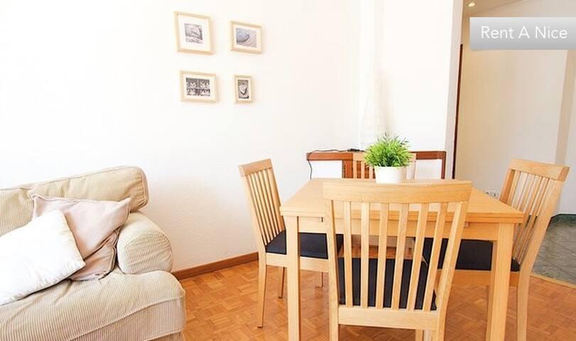 Wonderful Apartment In Central Nice - Nizza - Appartamento