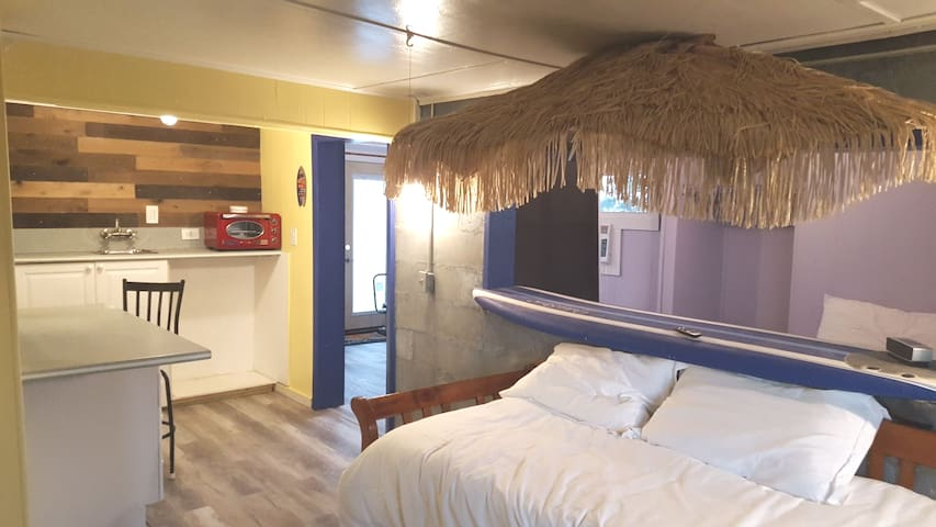 Vilano Surf Shack, Saint Augustine.