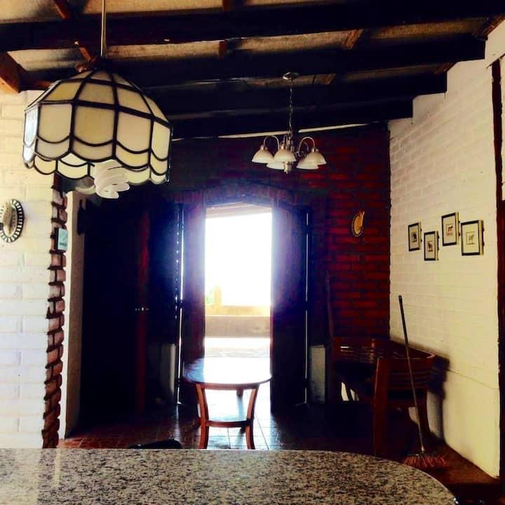 Villa MAR Oceanfront room one