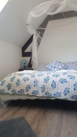 La Chambre Des bleuets à 15 mn de Giverny