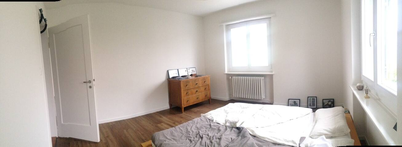 Lovely and quiet Flat in Lucerne - Amazing View - Luzern - Appartement