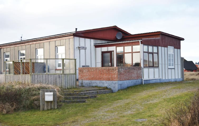 Semi-Detached with 2 bedrooms on 60 m² in Rømø