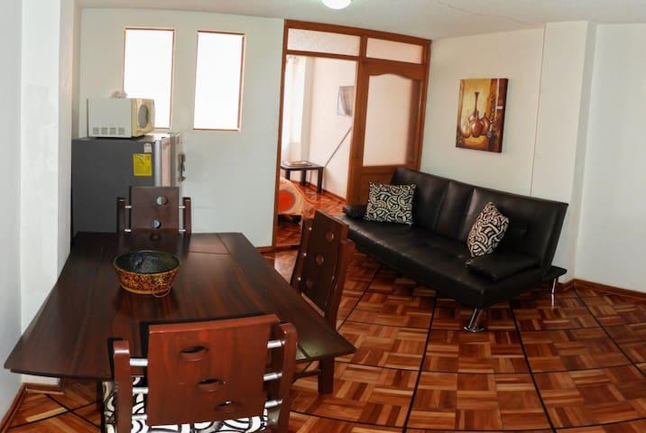Apartamento TIPO SUITE, Una Habitación, ZONA NORTE