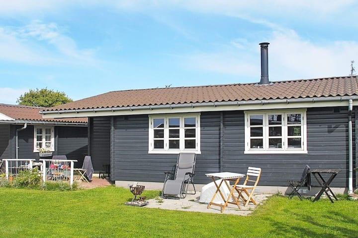 Simplistic Holiday Home in Vordingborg near Sea