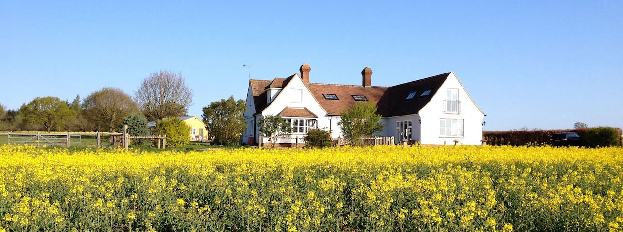 New Cottage Oxford in a rural location near Oxford - Nuneham Courtenay - Dom
