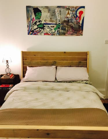 Cosy double room in Margate. - Margate - Dom