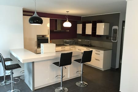 Modern Apartment /15min from Luxembourg City - Apartment