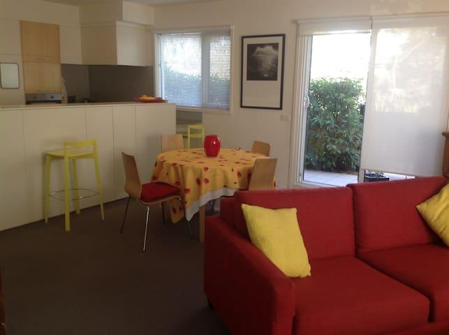 Bayside Port Melbourne Townhouse - Port Melbourne - Appartement