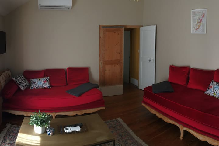 Salon / transformable 2 ieme chambre