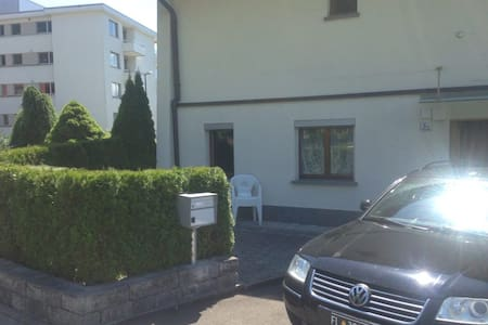 Beautiful Studio, 5-minute walk to center of Vaduz - Vaduz - Apartment