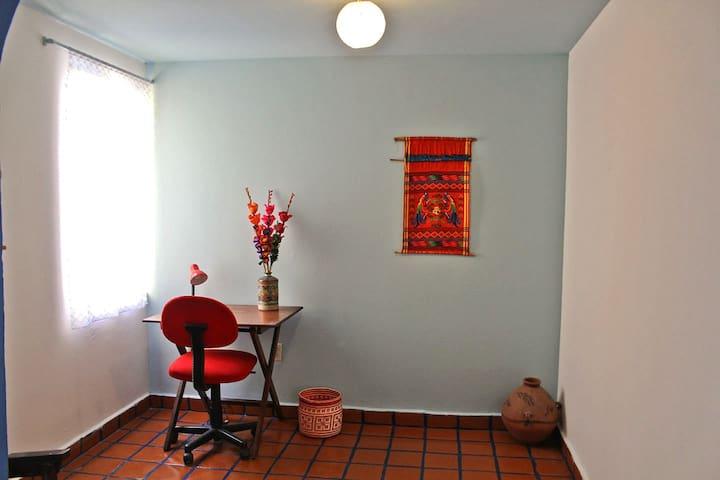 Apartamento Pequeño pero Acogedor, en Tlalpan - Ciudad de México - Apartment